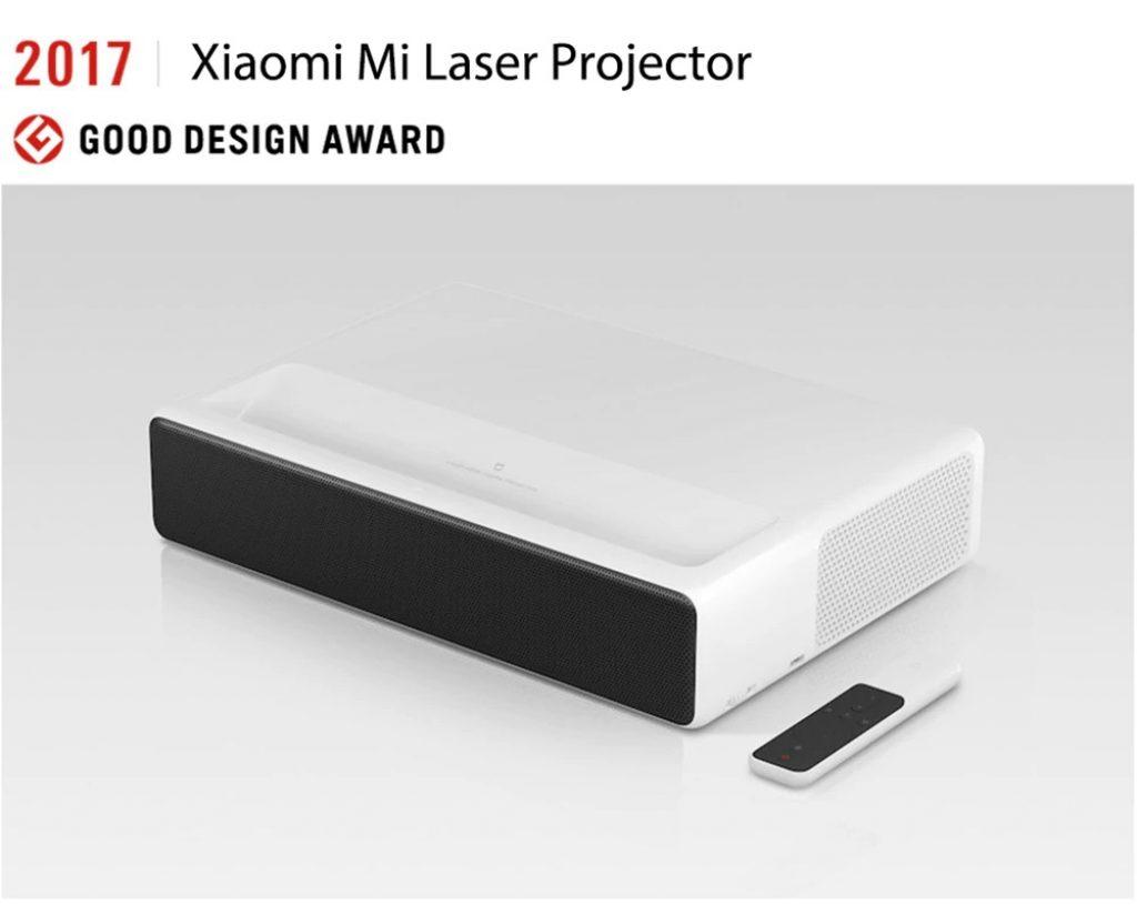 banggood, kupon, gearbest, Xiaomi Mi Ultra Short throw 5000 ANSI Lumens Proyektor Laser