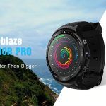 coupon, gearbest, Zeblaze THOR PRO 3G Smartwatch Phone
