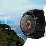 tomtop, coupon, gearbest, Zeblaze THOR PRO 3G Smartwatch Phone