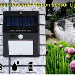 coupon, gearbest, 20-LED Wireless Motion Sensor Solar Light Wall Lamp for Corridor Hallway Gate Courtyard - BLACK PACK OF 2