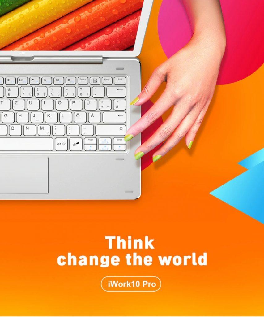 banggood, kupon, gearbest, ALLDOCUBE iWork 10 Pro 2 u 1 Tablet PC