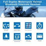 coupon, gearbest, Alfawise BT - S3 Motorcycle Bluetooth Helmet Intercom Headset