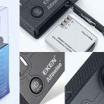 coupon, gearbest, EKEN ALFAWISE V50 PRO Action Camera