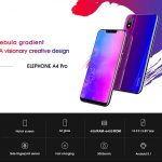 coupon, gearbest, Elephone A4 Pro 4G Phablet