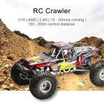coupon, gearbest, RGT RC Car Crawler 4WD Waterproof Electric Off-road Truck