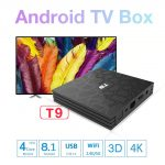 T9 TV Box, coupon, gearbest
