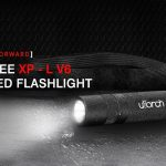 coupon, gearbest, Utorch CREE XPL V6 Portable LED Flashlight