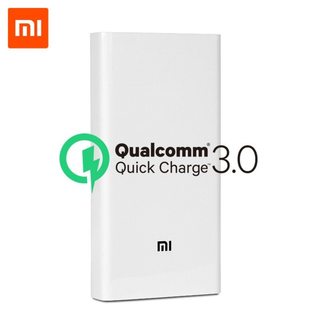 coupon, banggood, Xiaomi 20000mAh Quick Charge MI Power Bank 2C