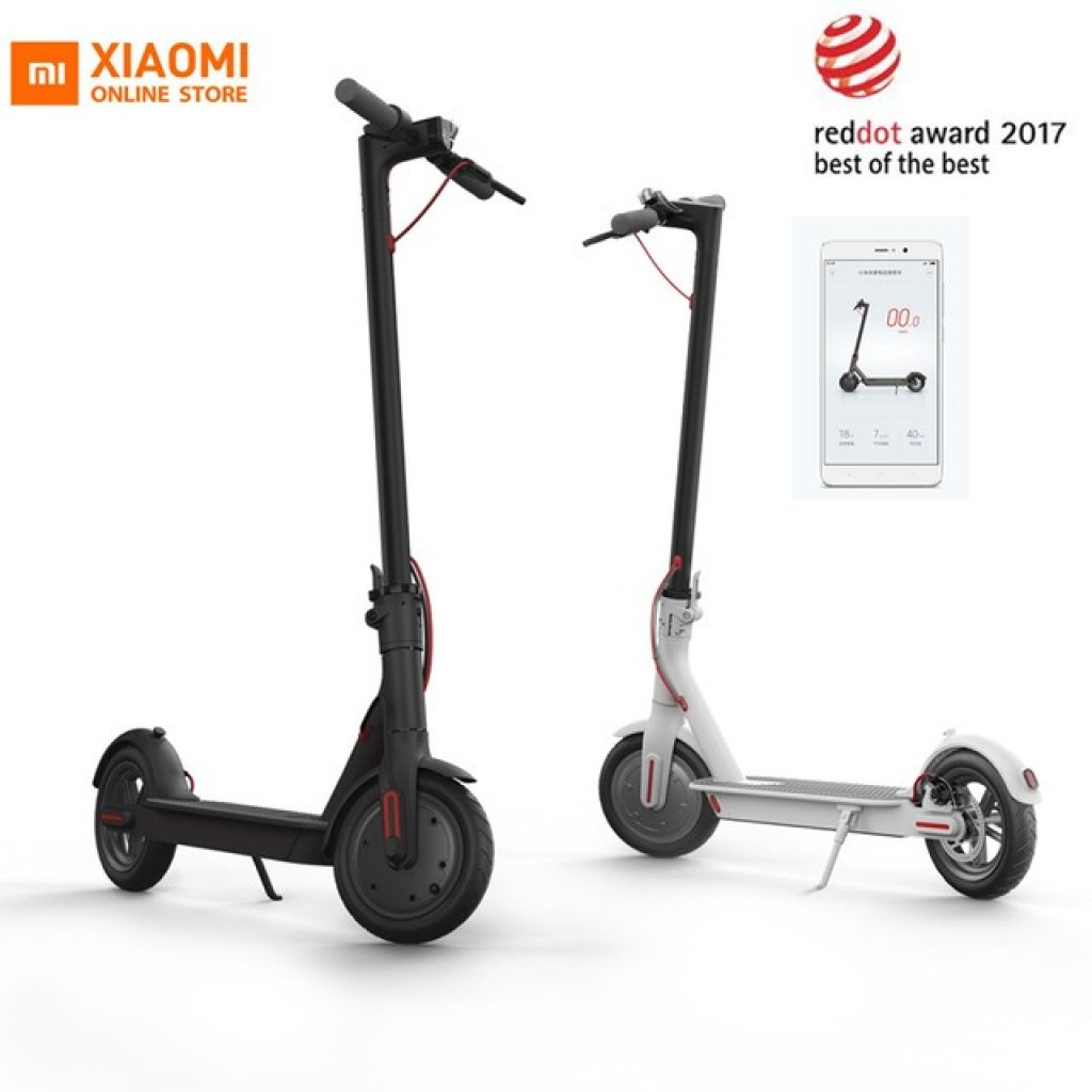 kupón, banggood, Xiaomi M365 Electric Scooter