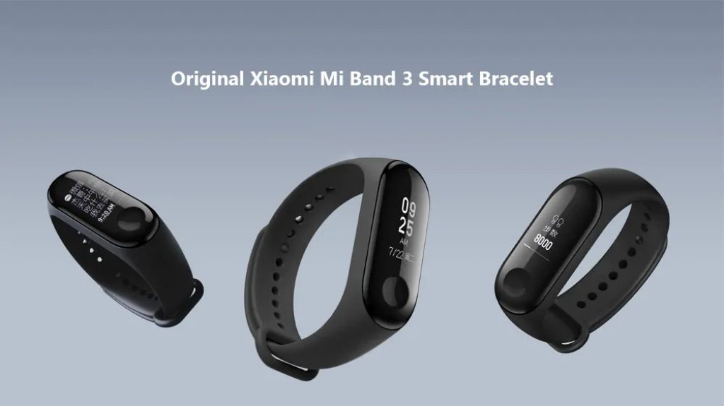 coupon, gearbest, Xiaomi Mi Band 3 Smart Bracelet Wristband
