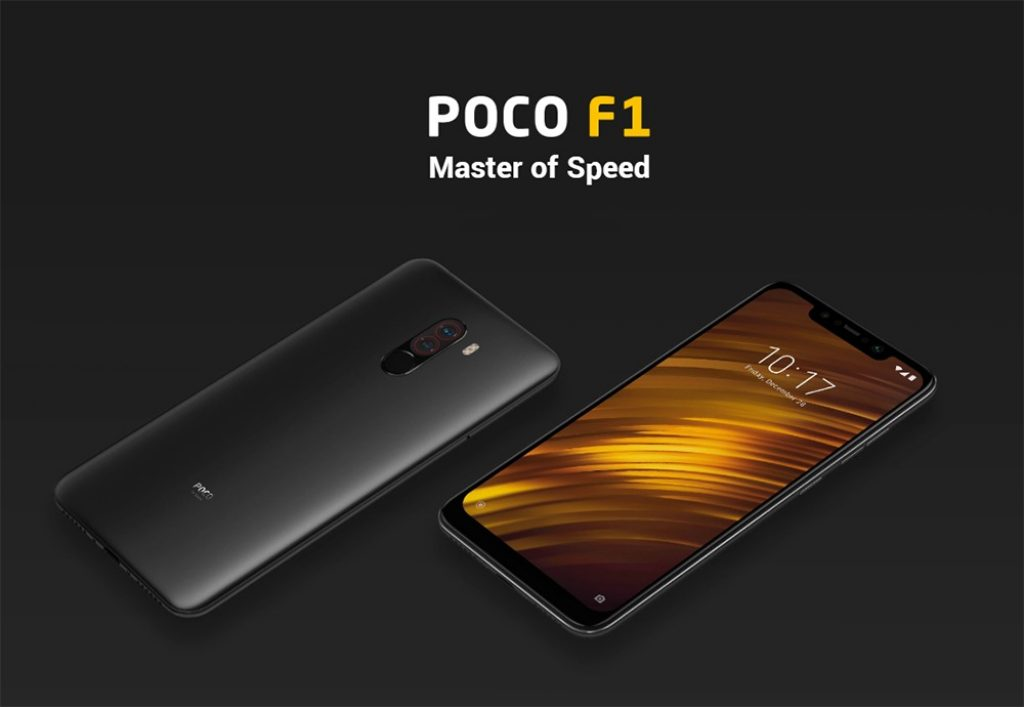 banggood, Xiaomi Poco F1 6GB 64GB Official Global Version Smartphone, coupon, gearbest