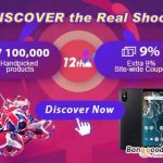 coupon, banggood, discover the real shock banggood anniversary carnival