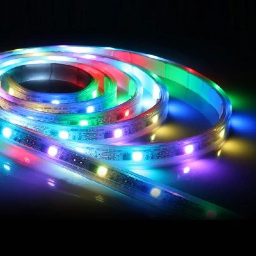 coupon, gearbest, zanflare S2 2m USB Multicolor Indoor LED Strip Light