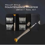 coupon, gearbest, Gocomma Screwdriver Wallet Kit Repair Tools