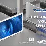 coupon, gearbest, Teclast T20 4G Phablet Fingerprint Recognition