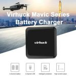 coupon, gearbest, Virhuck multi-port battery charger for DJI Mavic Air Pro Platinum - #002
