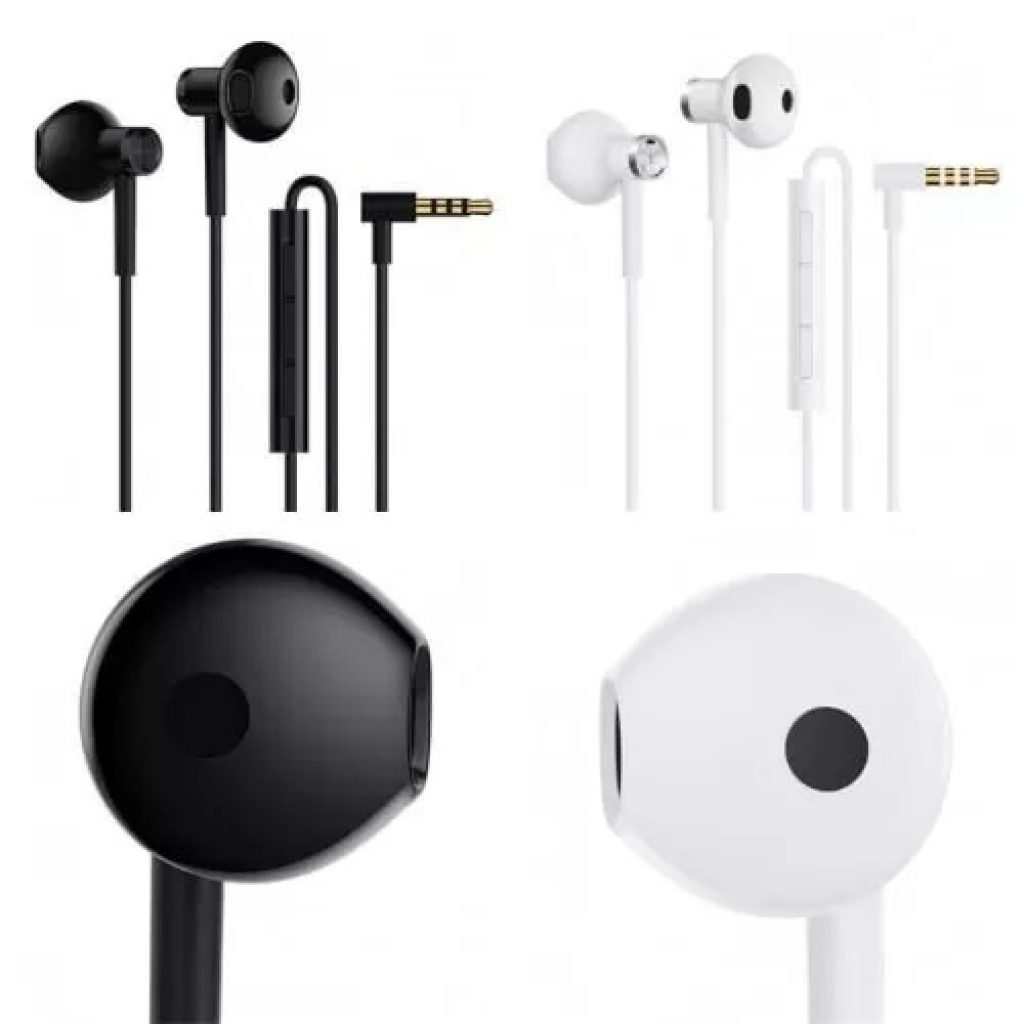 coupon, banggood, Xiaomi Dynamic Driver+Ceramics Driver Shallow In-ear Wired Earphone Headphone With Mic