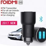 coupon, banggood, Xiaomi ROIDMI 3S BFQ04RM Dual USB Bluetooth Music Car Charger for Mobile Phone