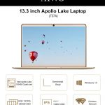 coupon, gearbest, AIWO 737A Laptop