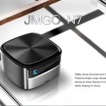 coupon, gearbest, JMGO N7 DLP 1350 ANSI Lumens Home Theater Projector
