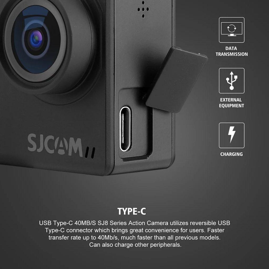 coupon, gearvita, SJCAM SJ8 PRO Action Camera, coupon, TOMTOP