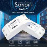 coupon, gearbest, SONOFF BASIC WiFi Wireless Smart Switch for DIY Home Safety
