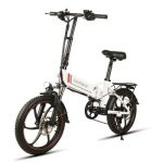 coupon, gearbest, Samebike 20LVXD30 Smart Folding Electric Moped Bike E-bike