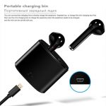 coupon, gearbest, i7s TWS Smart Wireless Bluetooth Earphone with Charger Box