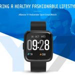 coupon, gearbest, Alfawise Y7 Smart Watch