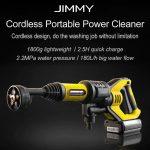 coupon, gearbest, JIMMY Handheld Wireless Washing Gun from Xiaomi youpin