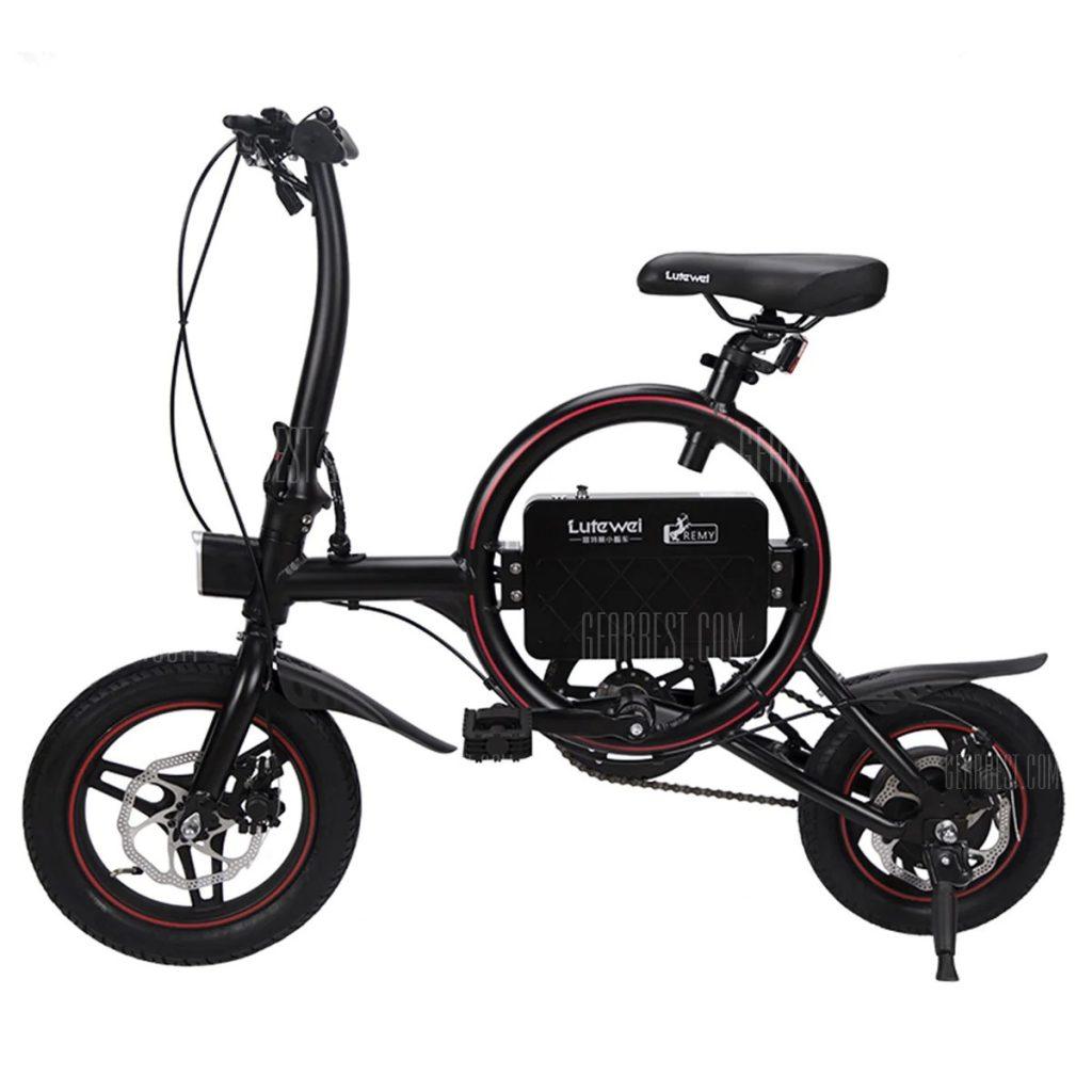 399 with coupon for lutewei o2 e bike elektrofahrrad 36v. Black Bedroom Furniture Sets. Home Design Ideas