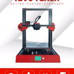 coupon, gearbest, Tevo Flash Standard DIY Kits 98% Prebuild 3D Printer