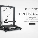 coupon, gearbest, XINKEBOT Orca2 Cygnus 0.05mm 3D Printer