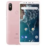 coupon, gearbest, Xiaomi Mi A2 4G Phablet 4GB RAM 64GB ROM Global Version rose gold