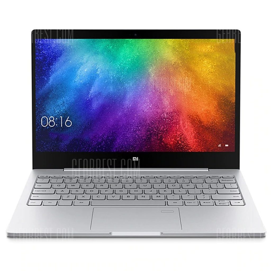 coupon, gearbest, Xiaomi mi notebook air 13.3