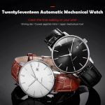 coupon, gearbest, Xiaomi youpin Light and Fashionable Automatic Mechanical Watch
