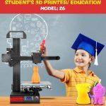 κουπόνι, gearbest, ZONESTAR Z6 Εκπαίδευση υψηλής ακρίβειας OLED Φορητός εκτυπωτής Mini 3d