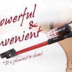 coupon, gearbest, Ziglint Z5 Cordless Stick Handheld Vacuum Cleaner