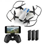 coupon, gearbest, helifar H1 720P WiFi FPV Altitude Hold Foldable RC Quadcopter