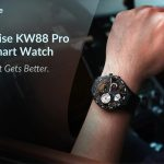 coupon, gearbest, Alfawise KW88 Pro 3G Smartwatch Phone
