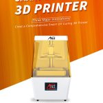 coupon, gearbest, Anet N4 New UV Photocuring LCD 3D Printer
