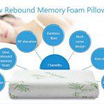 coupon, gearbest, Bamboo Fiber Slow Rebound Memory Foam Pillow