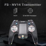 coupon, gearbest, Flysky FS - NV14 2.4G 14CH Transmitter dengan iA8X Receiver
