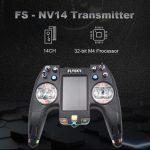 쿠폰, gearbest, Flysky FS - NV14 2.4G 14CH iA8X 수신기가있는 송신기