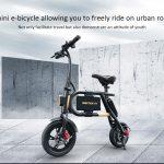 coupon, gearbest, INMOTION P1F Mini Folding Electric Bike