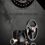phiếu giảm giá, gearbest, JMGO 1895S LED Retro chiếu rạp hát tại nhà
