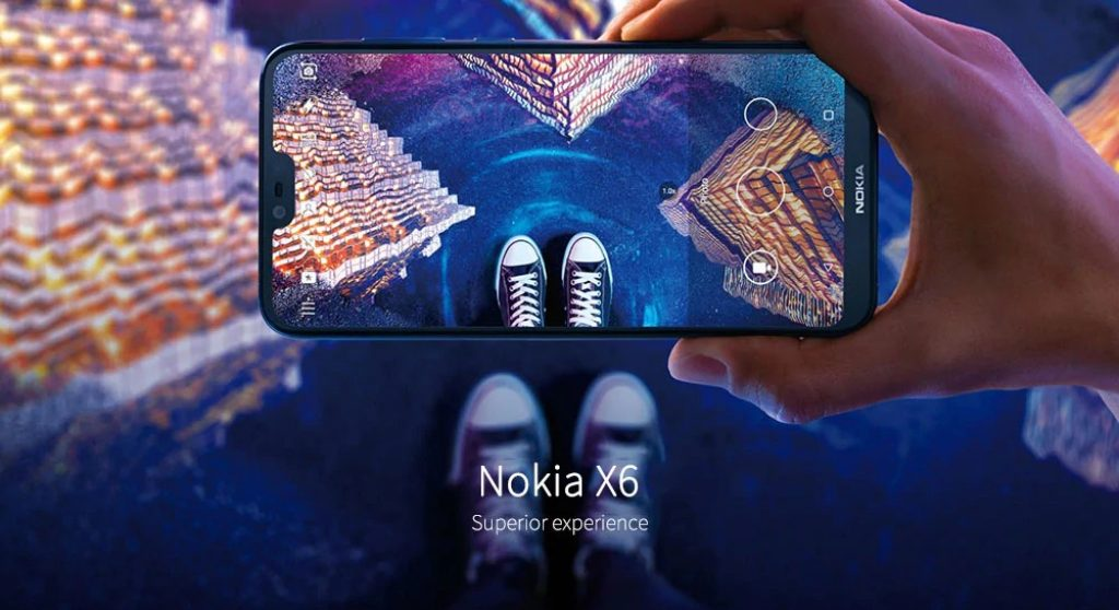 coupon, gearbest, NOKIA X6 5.8 inch 4G Phablet