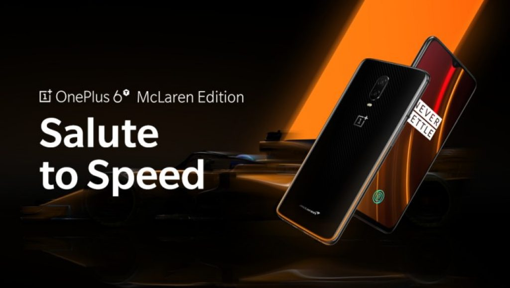 coupon, gearbest, OnePlus 6T McLaren 4G Phablet