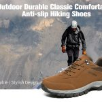 coupon, gearbest, Outdoor Durable Classic Comfortable Anti-slip Hiking Shoes