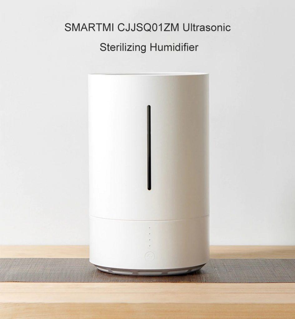 coupon, gearbest, SMARTMI CJJSQ01ZM Ultrasonic Sterilizing Humidifier ( Xiaomi ecosystem Product )